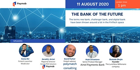 "Webinar ""The Bank of the Future"" tickets"