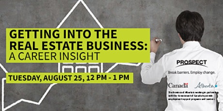 Getting into the Real Estate Business: A Career Insight tickets