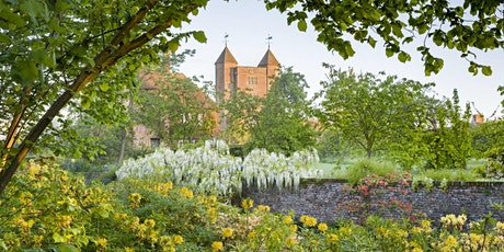 Timed entry to Sissinghurst Castle Garden (17 August - 23  August) tickets