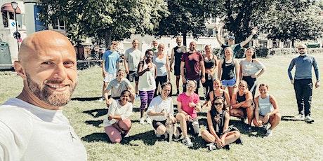 Outdoor Workout auf der Neckarwiese Tickets