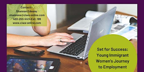 Set up for Success: Young Women's Journey to Employment tickets