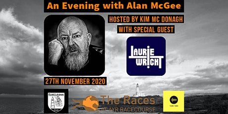 AN EVENING WITH ALAN MCGEE tickets