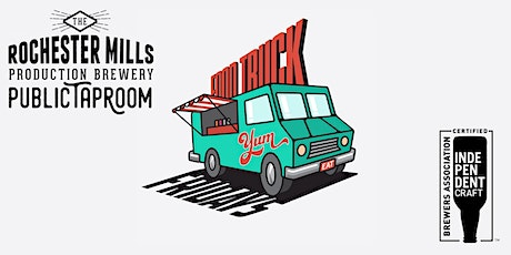 Mills Food Truck Friday – August 14th Featuring Steve's Grilled Cheese tickets