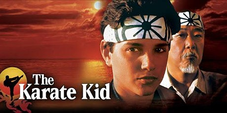 The Karate Kid (1984), Wed Aug 19, 8:15 PM, Saco Drive-In tickets