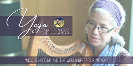 Yoga 4 Musicians tickets