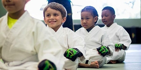 Free Martial Arts Introductory Workshop for Kids ages 5-12 tickets