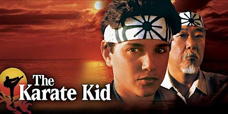 The Karate Kid (1984), Thur Aug 20, 8:15 PM, Saco Drive-In tickets