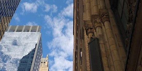 Look up - hidden stories in the archtecture of Murray Hill tickets