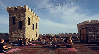 Yoga at The Kentucky Castle tickets