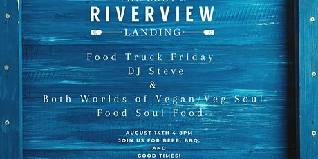 Food Truck Friday and Live Music with DJ Steve! tickets