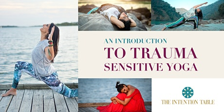 An Introduction to Trauma Sensitive Yoga tickets