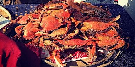 Crab & Wine Fest 2020 tickets
