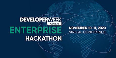DeveloperWeek Global: Enterprise 2020 Hackathon tickets
