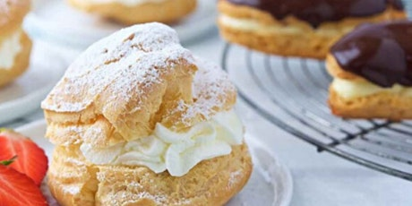 In-Person Class: The Art of French Pastry tickets