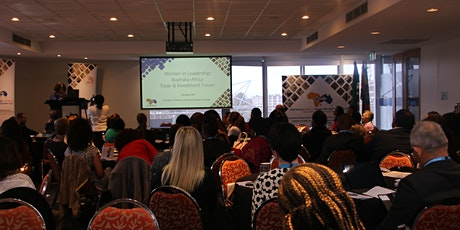 2020 Australia-Africa Women In Leadership Forum on Economic Empowerment tickets