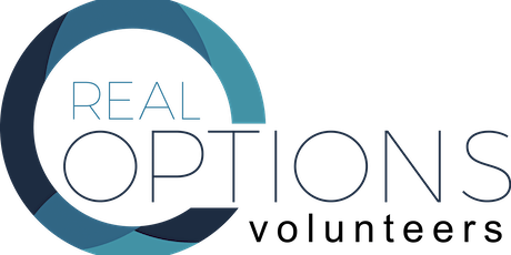 Real Options Volunteer Training - Covid Sensitive tickets
