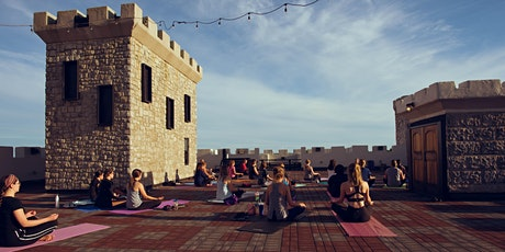 Yoga at The Kentucky Castle