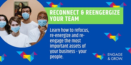 ReConnect & ReEnergize Your Team tickets