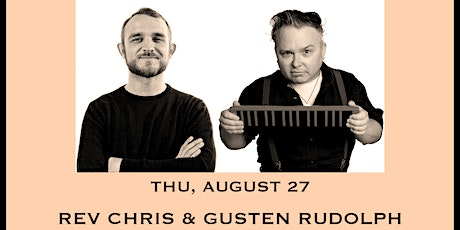 Rev. Chris + Gusten Rudolph - Tailgate Takeout Series tickets