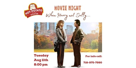 Movies Under the Sky: When Harry met Sally (includes $20 food credit) tickets