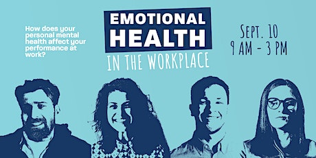 Emotional Health in the Workplace Conference tickets