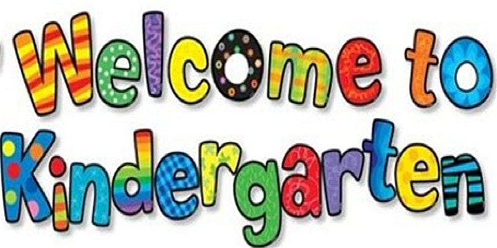 Virtual Kindergarten 101 Parent Webinar image