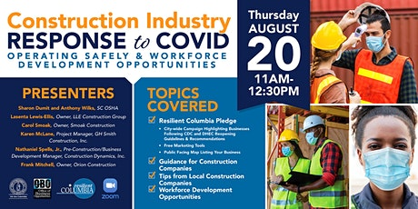 Construction Industry Response to COVID tickets
