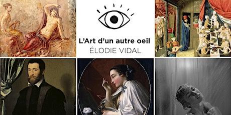 Le Bain et la Toilette à travers l'Art, cours 4 avec Elodie Vidal tickets