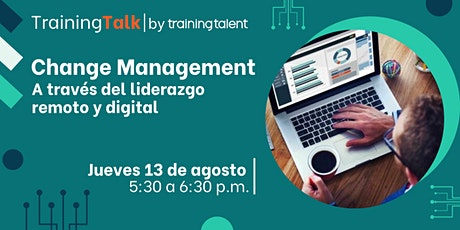 Change Management a través del liderazgo remoto y digital entradas