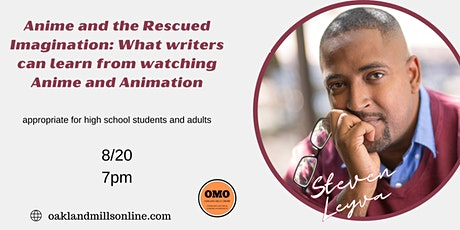 Anime and the Rescued Imagination tickets
