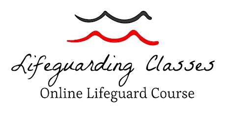 Online Lifeguarding Certification Course California tickets