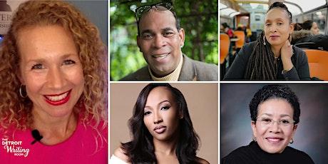 Detroit Writing Room Black Voices Series: Memoir Authors tickets