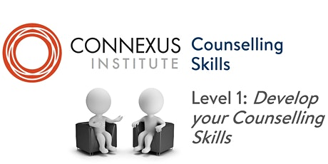 Counselling Skills Level 1:  Develop your Counselling Skills November 2020 tickets