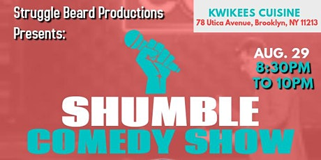 Shumble Comedy Show tickets