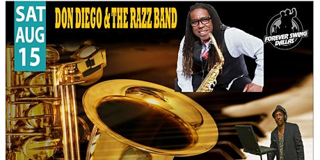 Don Diego Jazz Live at Forever Swing Dallas Event Center tickets