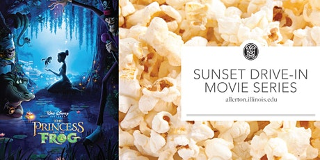 Sunset Drive-In Movie Series: The Princess and the Frog tickets