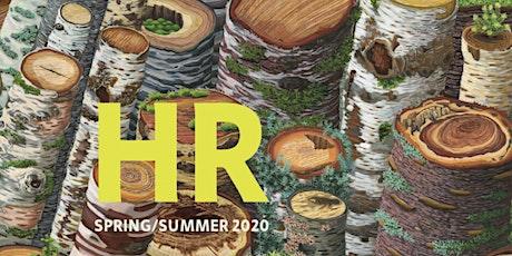 Hypertext Review Spring/Summer 2020 Book Launch & Reading! tickets