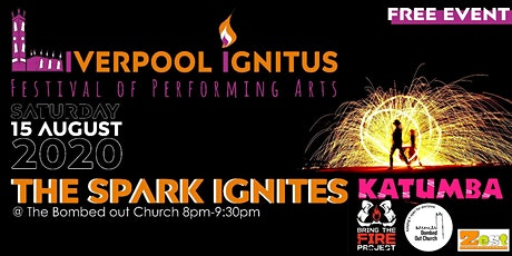 The Spark Ignites -FREE event tickets