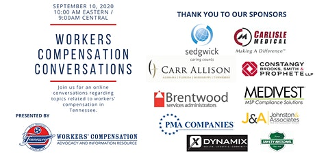 Workers' Compensation Conversations tickets