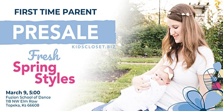Pre Sale for New Moms, New Again Moms, Adopted Families, Foster Families tickets