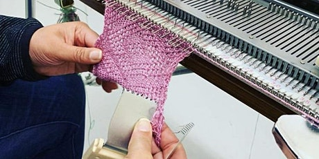 Machine Knitting- Advance Level 'Zoom' Online Class tickets