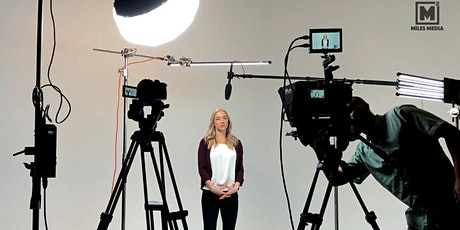 Commercial Teleprompter Training tickets