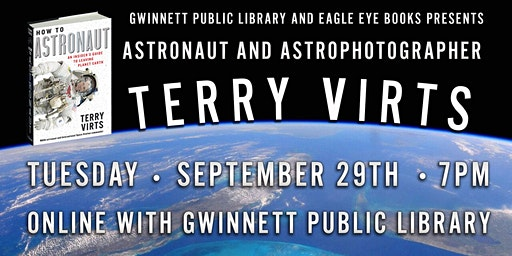 """Terry Virts: """"How To Astronaut"""""""