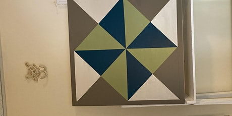August Barn quilt Painting tickets