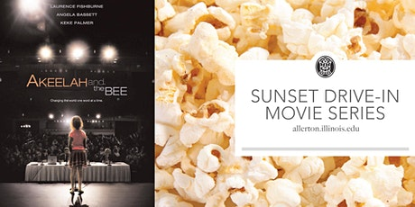 Sunset Drive-In Movie Series: Akeelah and the Bee tickets