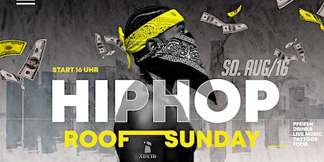 Hip Hop Roof Sunday Vol.2 Tickets