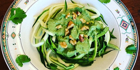 Online Cooking Class: Healthy Vegan Meal Prep tickets