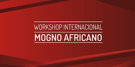 Workshop de Mogno Africano - Turma 12 ingressos