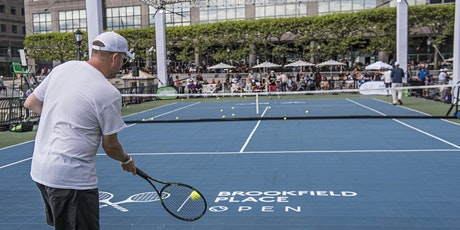 Brookfield Place Tennis: Adult Skills Clinic Aug 25-28 and Aug 31-Sept 3 tickets