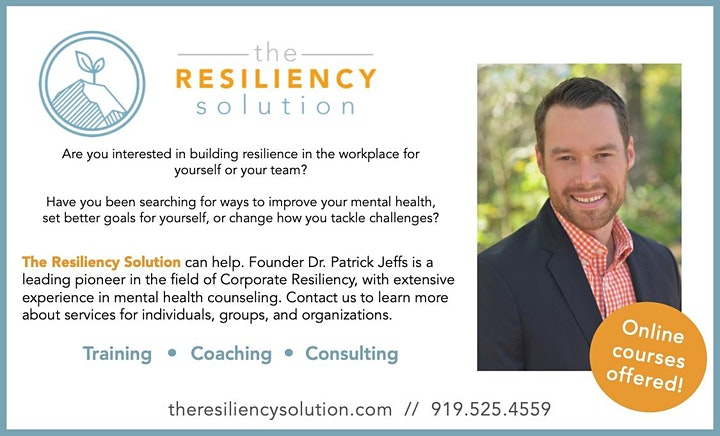 RESILIENCY: Calming in Critical Moments image